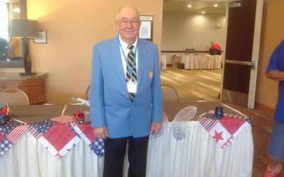 Dewain Alphin Receives Honors