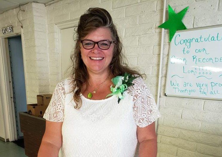 Congratulations Lori Neuhauser