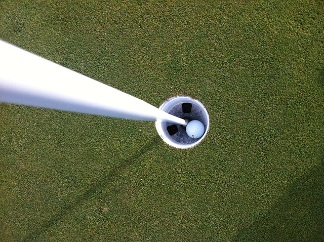 A HOLE-IN-ONE