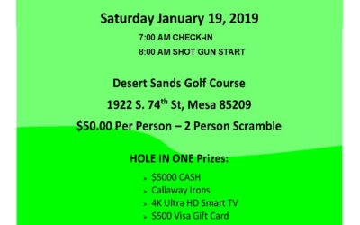 WOTM Golf Tournament Starts Off 2019
